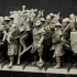 Medieval Command Group - Highlands Miniatures image