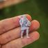 Medieval Archers Unit - Highlands Miniatures image