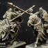 Undead Dark Knight Core Unit - Highlands Miniatures image