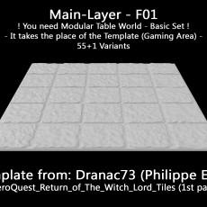 Main-Layer - F01 - for Modular Table World