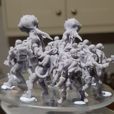 Picture of print of SPACE ZOMBIES PACK