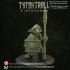 Goblin Militia Spearman Standing [Pre-supported] image