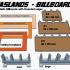 Gaslands - Roadside Billboards - rounded edge with Art image