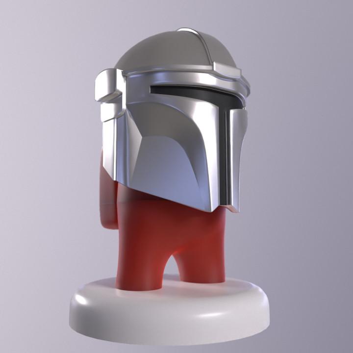 Among Us Mini - Customizable Character with Mandalorian Hat