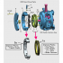 Radial Engine, 7-Cylinder, Optional Parts Kit (2) image