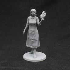 Waitress - Arkham Horror compatible