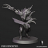 Grotesque Monstrosity 04 with flesh claw, Cursed Elves image
