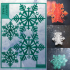 X-MAS Snowflake Card image