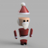 Mix-Men! Santa image