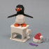 Walking Penguin (Automata) image