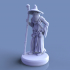 Wizard - pre-supported stl image