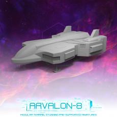 Arvalon-8 Space Fleet: The Javelin