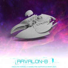 Arvalon-8 Space Fleet: The Marauder Assault Craft