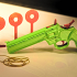 3D printed Rubber Band Gun image