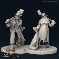 Characters from Chariot