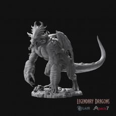 Zuth from Legendary Dragons