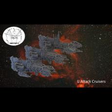 Interstellar Jarheads Attack Cruisers