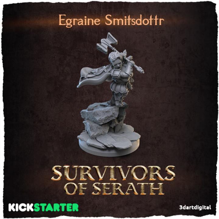 Egraine Smitsdottr's Cover