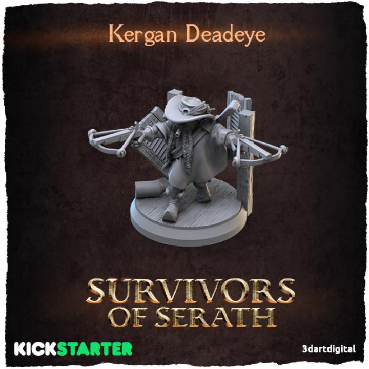 Kergan Deadeye's Cover