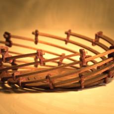 3D Printable Spiral Bowl