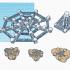 Frostgrave Bone Wheel terrain and scatter image