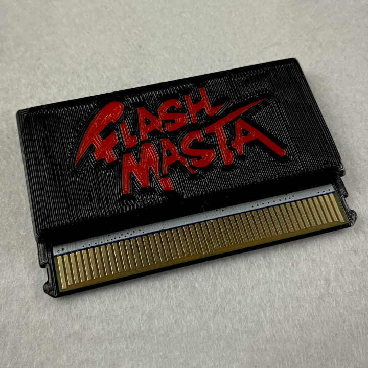 WonderSwan Flash Masta Cart Shell