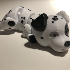 Picture of print of Lazy Dogs