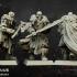 Undead Blackwatch Core Unit - Highlands Miniatures image