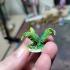 Plank Fern - tabletop miniature plant image