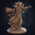 Azaezal Skeleton Warlock - Presupported image