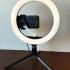 Fixed Portrait & Landscape Brackets for Dakason LED Ring Light image