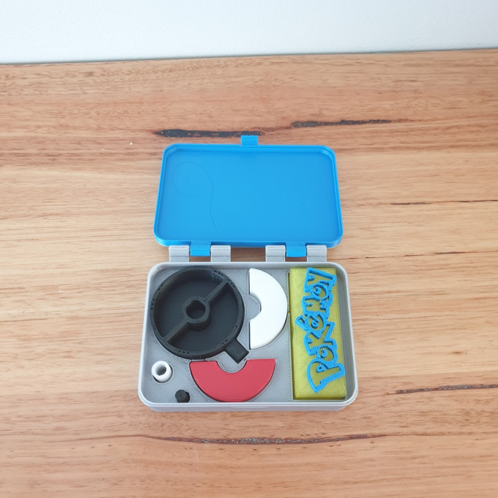 Pokemon in a box