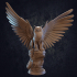Owl Griffin - Presupported image