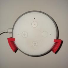 Echo Dot 3 Wall Mount