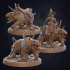 Arcane Dragon and Trapper Pack - Presupported image