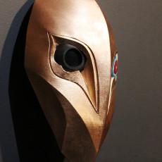 Dark Cosmic Jhin Mask