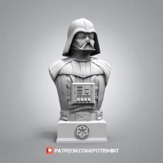 Darth Vader Bust - Star Wars