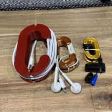 Chimichanga The Cable Coiler