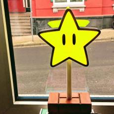 Super Mario Shining Star
