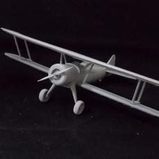 Pulp Biplane