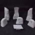 Rune Stones and Alter image