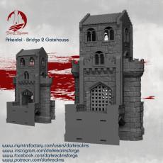Arkenfel - Bridge 2 Gatehouse