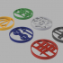 Harry Potter Cookie Cutters image