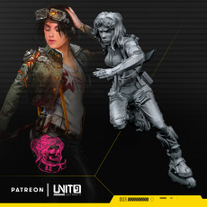 Cyberpunk Andrea