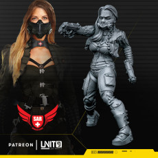 Cyberpunk Laura Bassetti