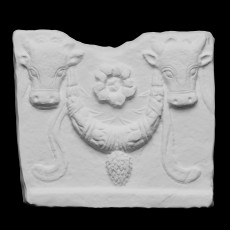Fragment of decoration
