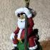 Santa Wizard - FREE print image