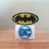 DC Batman in a box image