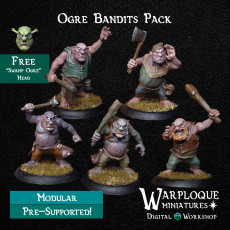 Ogre Bandits Pack (Modular)