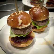 Mini-emporte piece pour hamburger